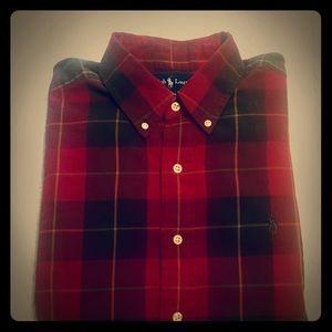 PERFECT Plaid - Polo Ralph Lauren - Button Down!